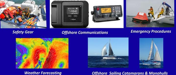 Offshore header