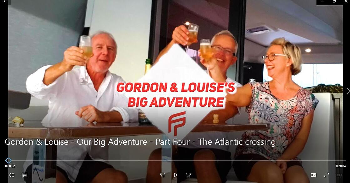 Episode 4 - The Atlantic Crossing